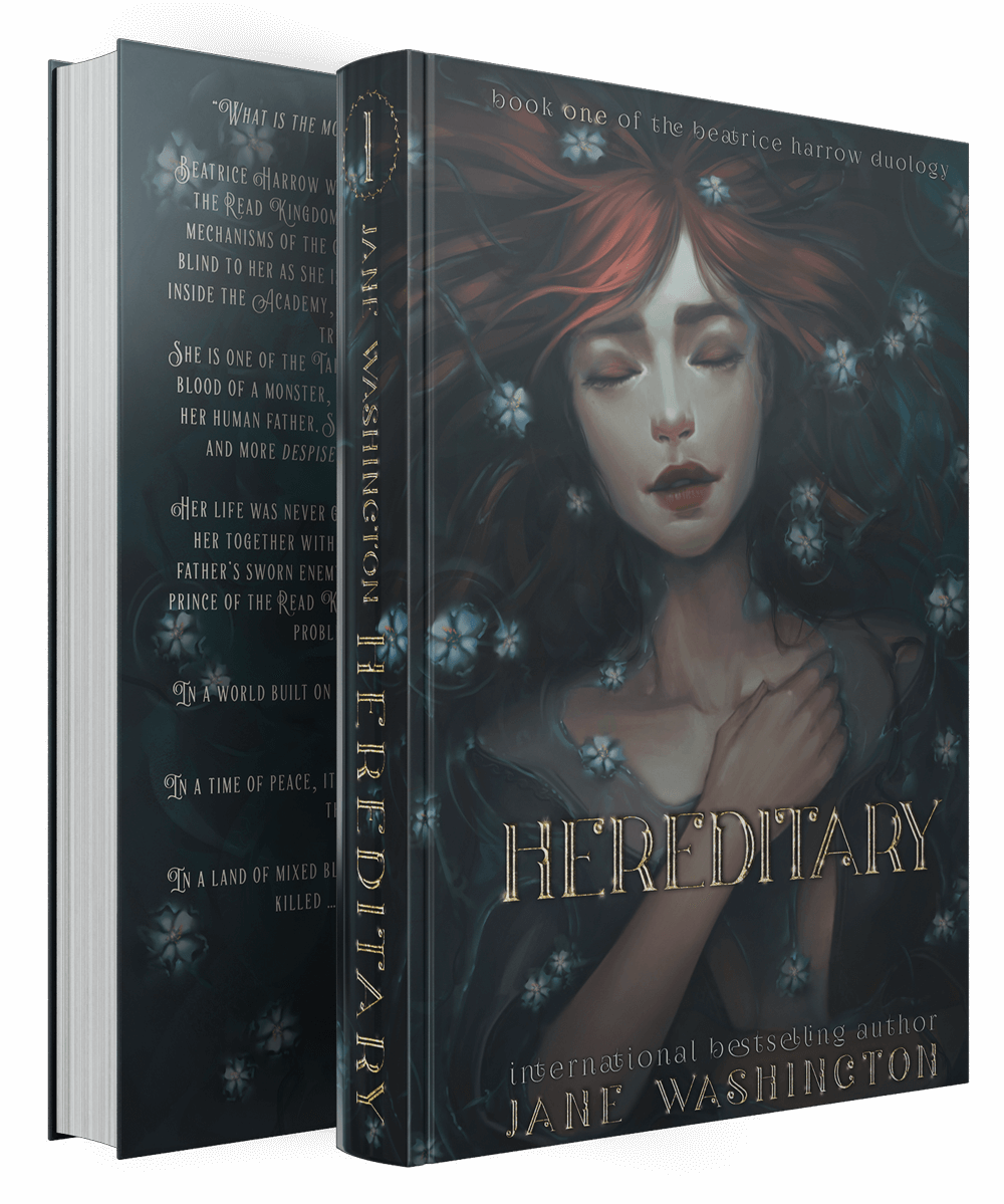 Hereditary book cover