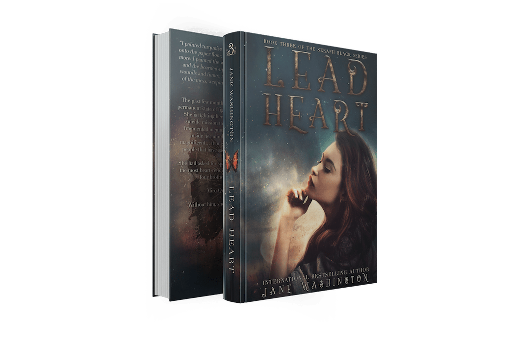 Lead Heart book cover