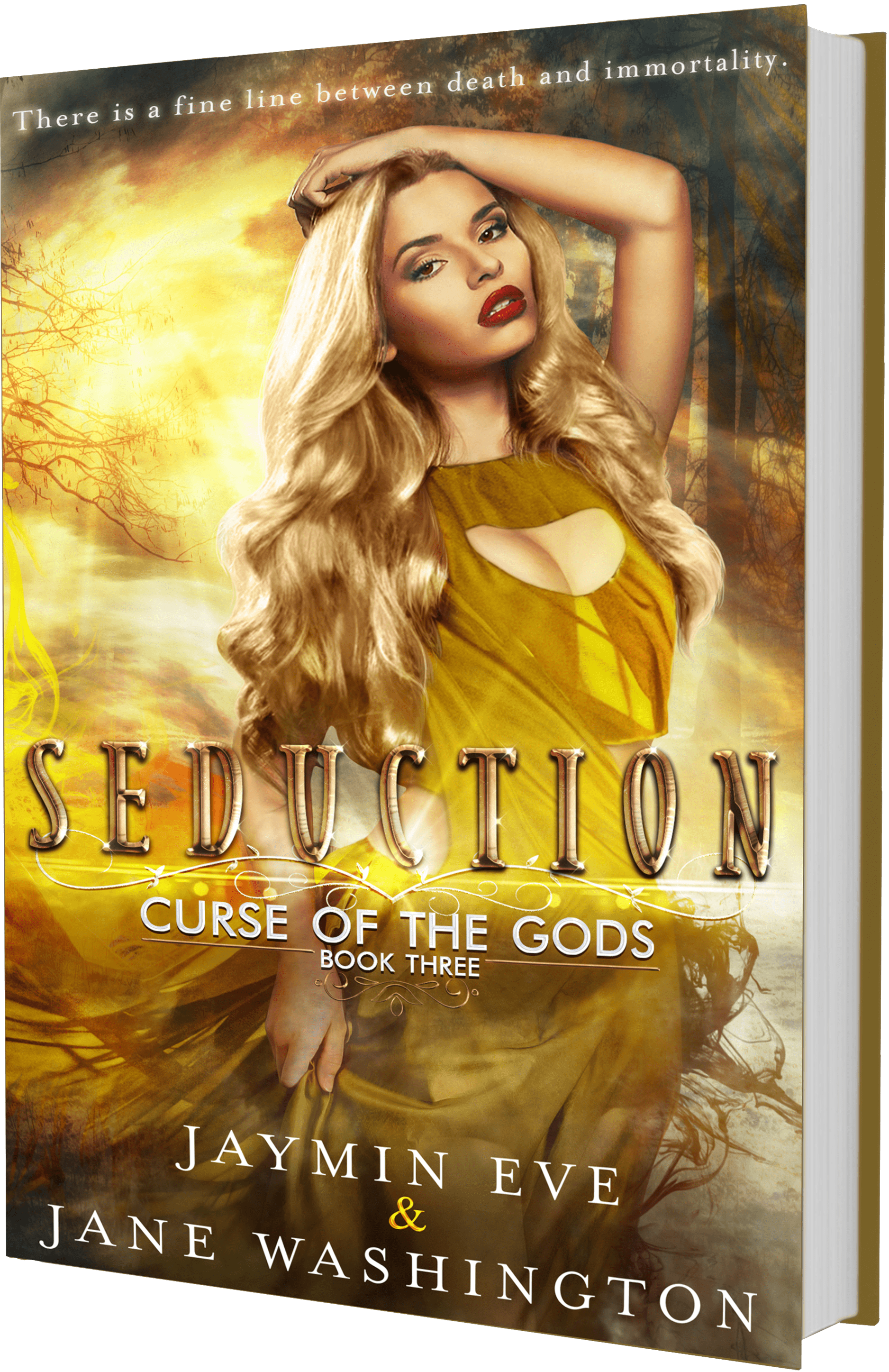 Seduction book cover