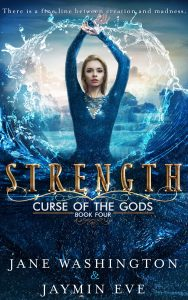 Strength Cover Reveal!